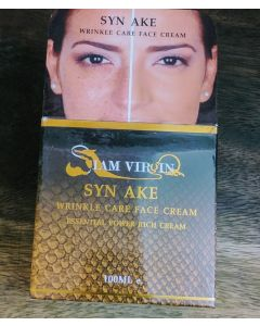 Siam Virgin Syn Ake Wrinkle Care Face Cream (100 ml)