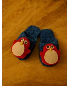Children Slippers Penguin Medium Group