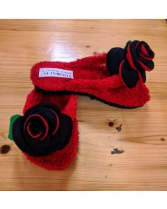 Children Slippers Rose