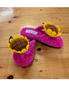 Children Slippers Sunflower Medium Group