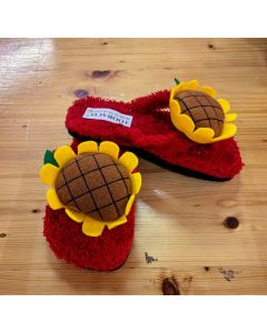 Children Slippers Sunflower Small Group