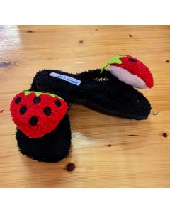 Children Slippers Strawberry