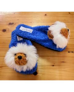 Children Slippers Blue