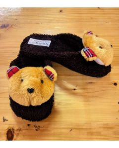 Children Slippers Bear Small Group