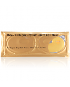 Belov Collagen Crystal Golden Eye Mask