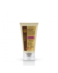 Khaokho Talaypu Natural Face Cleansing Gel with Tamarind and Carrot (65ml)