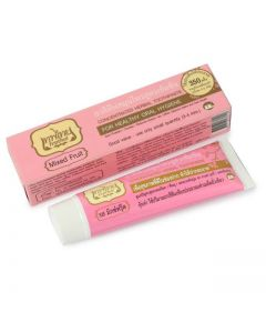Tepthai Concentrated Herbal Toothpaste Mixed Fruit (70g)