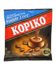 Kopiko Sugar Free Coffee Candy (75g)