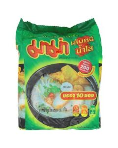 Mama Instant Rice Vermicelli Clear Soup (55g x 10pcs)