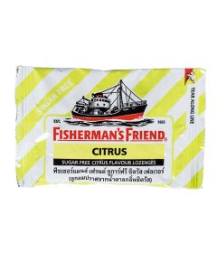 Fisherman's Friend Sugar Free Citrus Flavour Lozenges (25g)